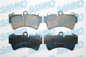 Спирачни накладки SAMKO - 5SP1257