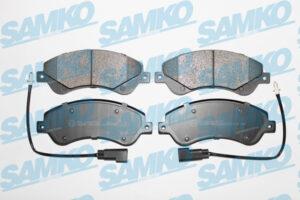 Спирачни накладки SAMKO - 5SP1259