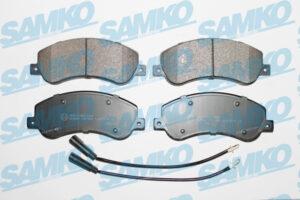 Спирачни накладки SAM - 5SP1260
