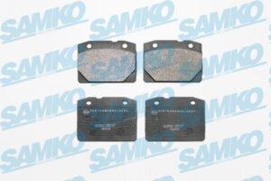 Спирачни накладки SAMKO - 5SP127