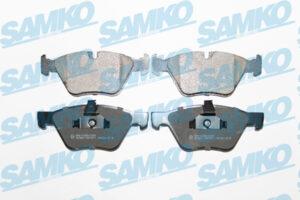 Спирачни накладки SAMKO - 5SP1271
