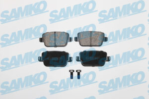 Спирачни накладки SAMKO - 5SP1272