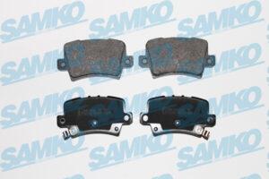 Спирачни накладки SAMKO - 5SP1273