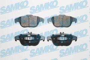 Спирачни накладки SAMKO - 5SP1274