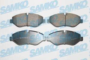 Спирачни накладки SAMKO - 5SP1275