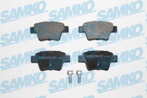 Спирачни накладки SAMKO - 5SP1278