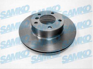 спирачни дискове SAMKO - B2017V