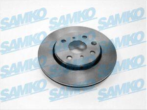 спирачни дискове SAMKO - C1004V