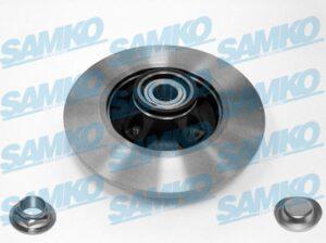 спирачни дискове SAMKO - C1015PCA