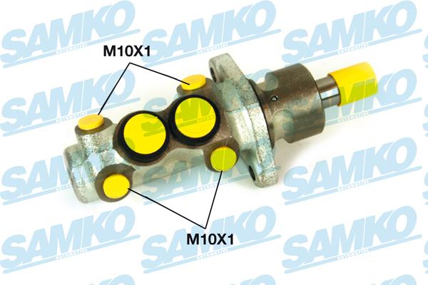Спирачна помпа SAMKO за AUDI , VW Passat - P02685