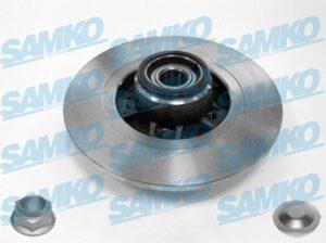 Спирачен диск SAMKO - R1033PCA