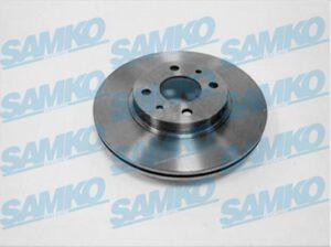 Спирачни дискове SAMKO - L2051V