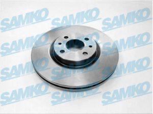 Спирачни дискове SAMKO - L2081V