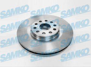 Спирачни дискове SAMKO - L2102V