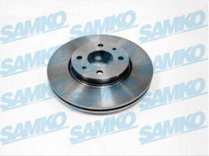 Спирачни дискове SAMKO - L2121V