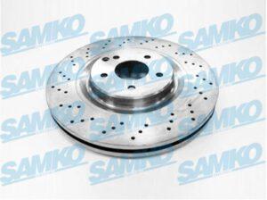 Спирачни дискове SAMKO - M2009V