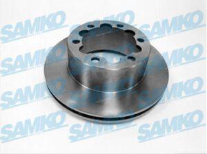 Спирачни дискове SAMKO - M2044V
