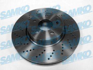 Спирачни дискове SAMKO - M2058V