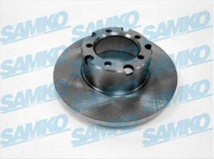 Спирачни дискове SAMKO - M2141P