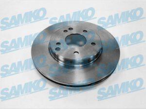 Спирачни дискове SAMKO - M2601V