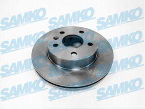 Спирачни дискове SAMKO - M2641V