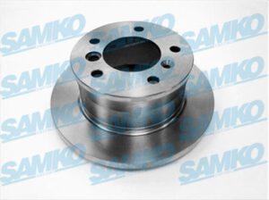 Спирачни дискове SAMKO - M2681P