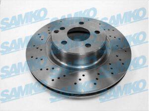 Спирачни дискове SAMKO - M2733V