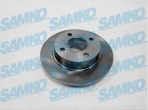 Спирачни дискове SAMKO - N2661P