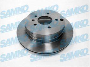 Спирачни дискове SAMKO - O1025V