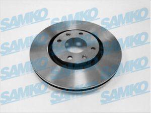 Спирачни дискове SAMKO - P1003V