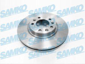 Спирачни дискове SAMKO - P1004V