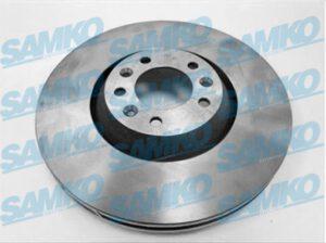 Спирачни дискове SAMKO - P1006V