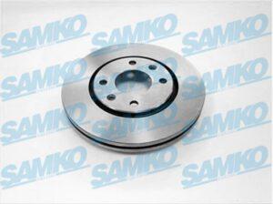 Спирачни дискове SAMKO - P1201V