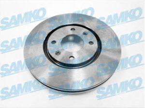 Спирачни дискове SAMKO - P1211V