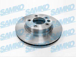 Спирачни дискове SAMKO - P2010V