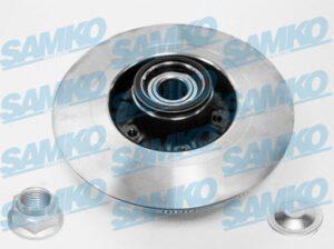Спирачни дискове SAMKO - R1004PCA