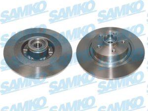 Спирачни дискове SAMK - R1022PCA