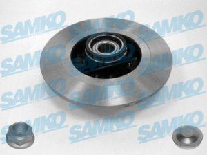 Спирачни дискове SAMKO - R1031PCA