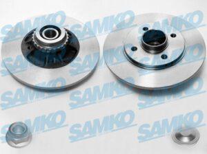 Спирачни дискове SAMKO - R1034PCA