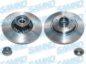 Спирачни дискове SAMKO - R1070PCA