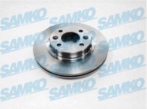 Спирачни дискове SAMKO - R1181V