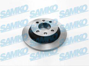 Спирачни дискове SAMKO - S1081P