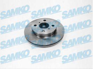 Спирачни дискове SAMKO - T2941V