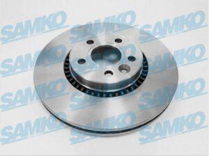 Спирачни дискове SAMKO - V1012V