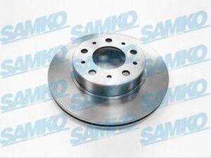 Спирачни дискове SAMKO - V1241V
