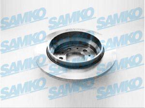 Спирачни дискове SAMKO - V1487P