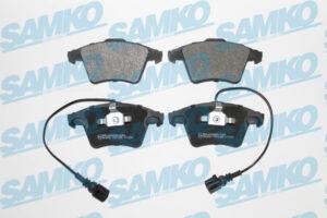 Спирачни накладки SAMKO - 5SP1285
