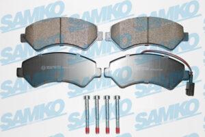 Спирачни накладки SAMKO - 5SP1288