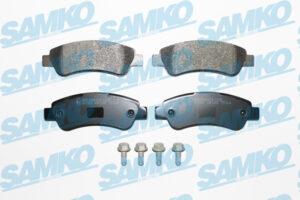 Спирачни накладки SAMKO - 5SP1289