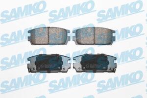 Спирачни накладки SAMKO - 5SP1290